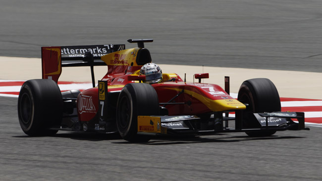 Doppietta Racing Engineering nelle libere in Bahrein