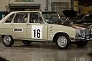 La Renault 16 TS al Monte storico per i suoi 50 anni