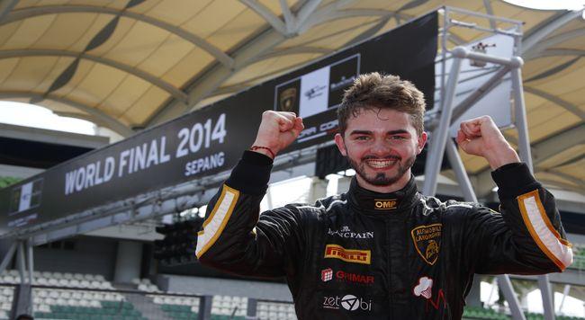 A Viberti la pole position della Finale Mondiale!