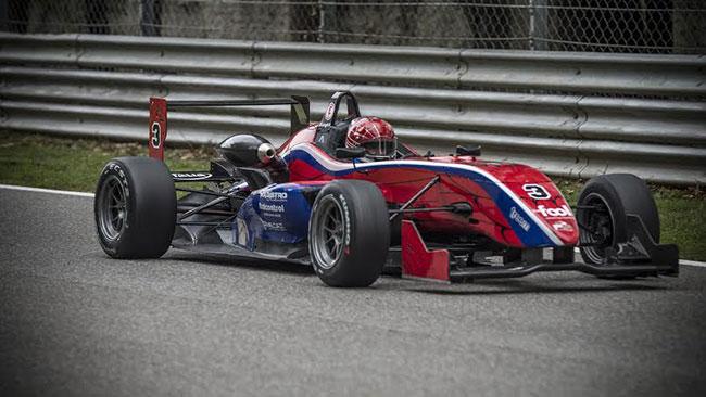 Piero Longhi ancora una volta in pole!