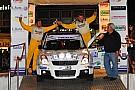 Uliana campione 2014 della Suzuki Rally Cup