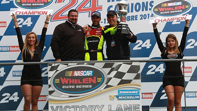 NASCAR Whelen: Kumpen campione della ELITE 1