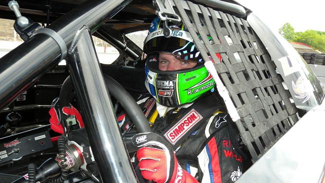 Doppio impegno nella NASCAR K&N per Gilardoni