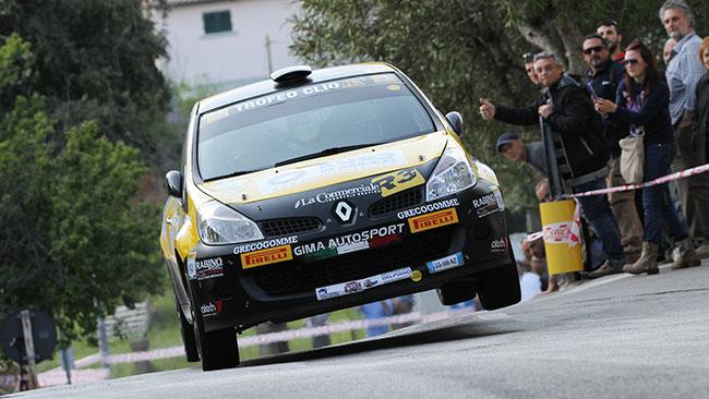 Al Casentino in scena i monomarca Renault IRC