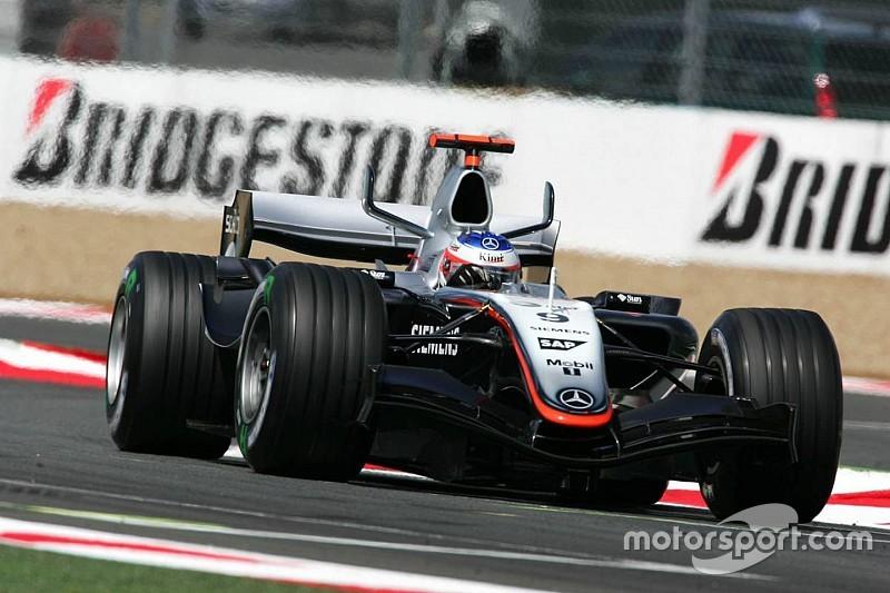 """Räikkönen - """"Je préférais les voitures des années 2000"""""""