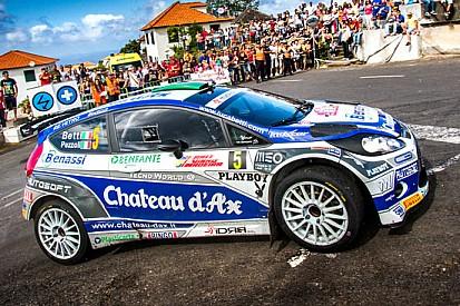 Luca Betti pronto per il Rally Principe delle Asturie