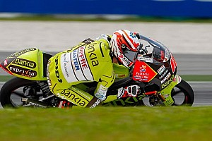 125 GP Ultime notizie Terol in pole a Sepang, Zarco all'inferno