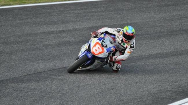 Andrea Antonelli il più veloce nelle Libere 2