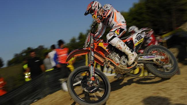 Cairoli e Philippaerts al Motocross delle Nazioni