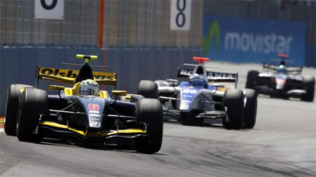 Prima vittoria per Marcus Ericsson