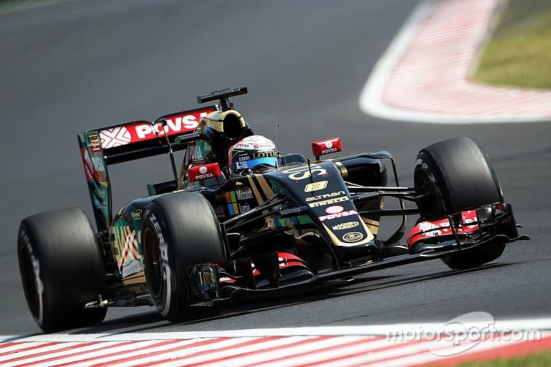 Lotus progress harmed by future ownership uncertainty – Grosjean
