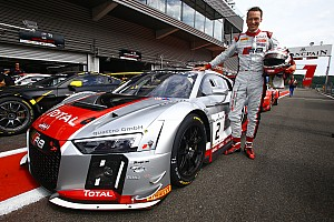 BES Reporte de calificación Stippler asegura la pole para las 24 Horas de Spa con Audi