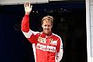 Vettel está encantado de haber corregido el rumbo