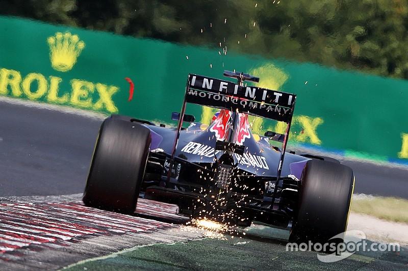 Ricciardo acha possível chegar à frente de Vettel na luta pelo pódio