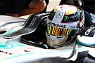 Hamilton, con 21 puntos de ventaja sobre Rosberg
