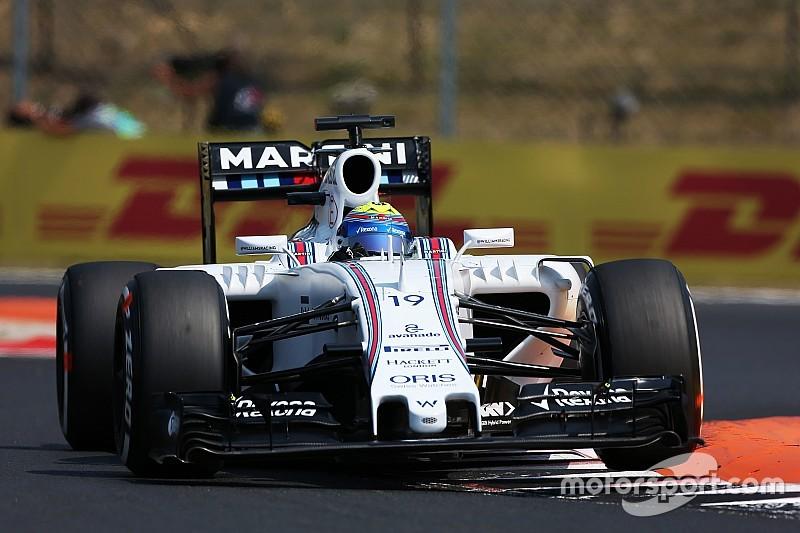 """Massa cita """"golpe grande no campeonato"""" após zerar na Hungria"""