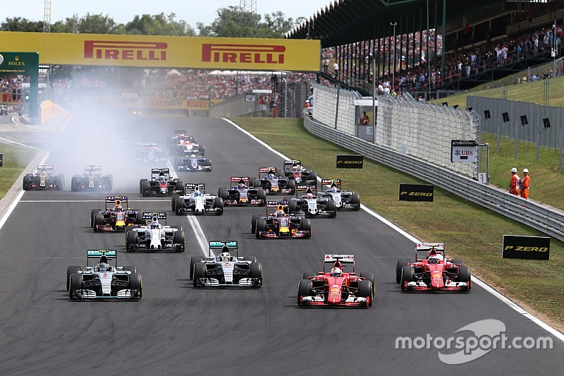 Mercedes starts are 'unacceptable' says Wolff