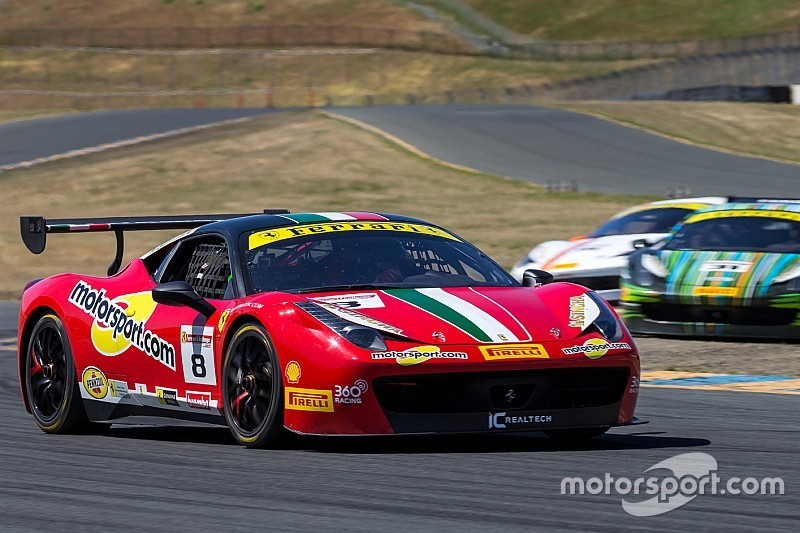 Ferrari of Fort Lauderdale searching for another win in Canada