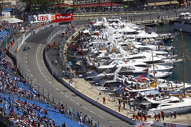 مواعيد عرض سباق جائزة موناكو الكُبرى 2015