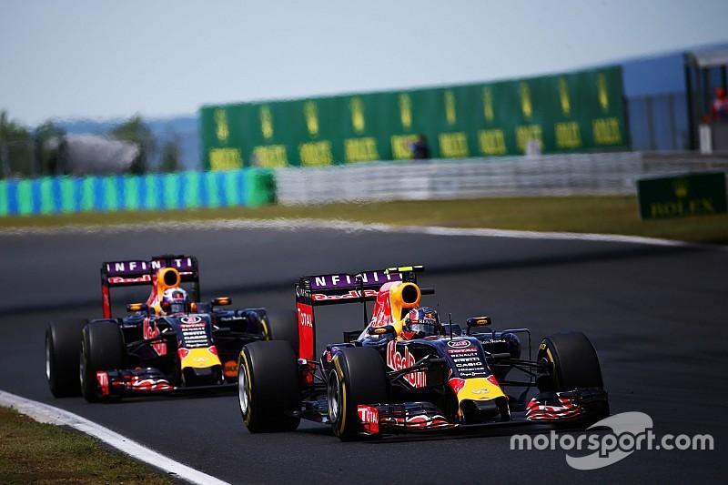 Renault prepara su divorcio con Red Bull