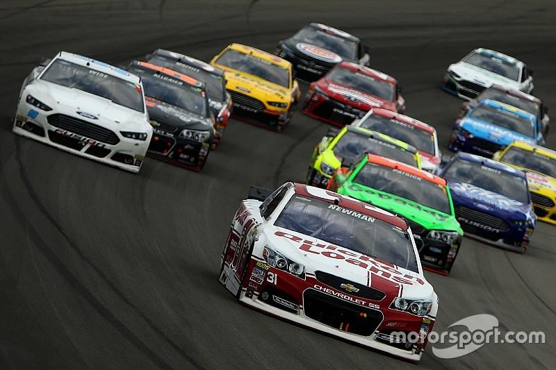 NASCAR mantendrá la aerodinámica prevista para Michigan