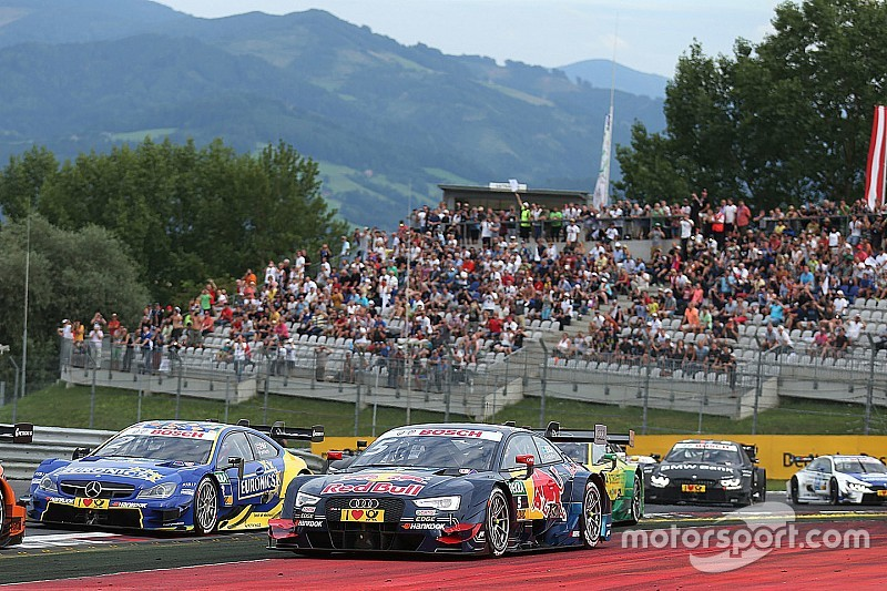 Прямой эфир: вторая гонка DTM в Шпильберге