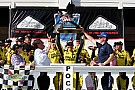 Matt Kenseth steals Pocono win after leaders run out of fuel