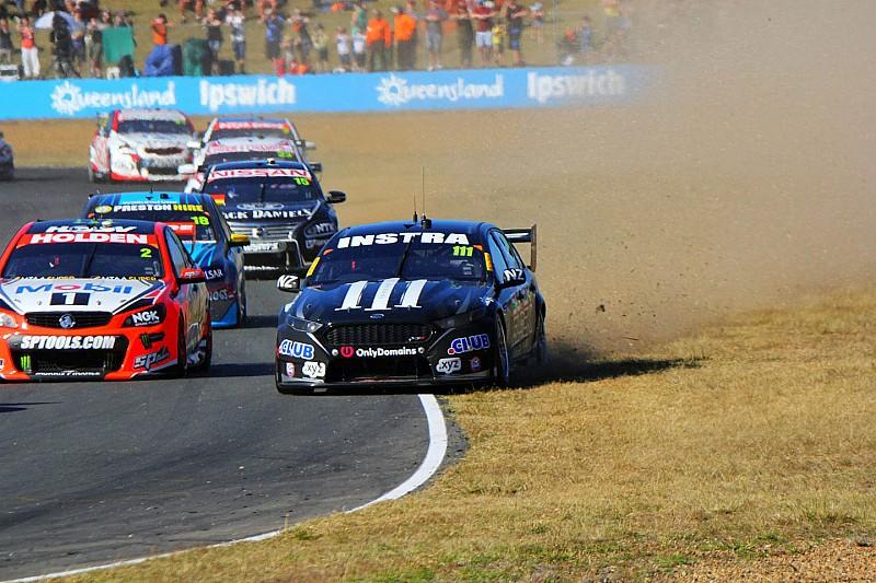 Driver's Eye View: Queensland Raceway