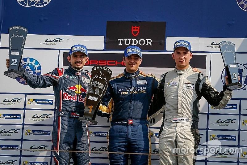 شميد يهمين على السباق الثاني في البحرين