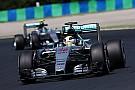 Вольф назвал причины спокойствия в стане Mercedes