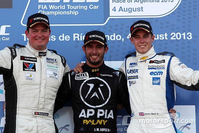 Greiner - Lopez avait l'étoffe d'un champion dès sa première course