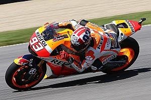 MotoGP Crónica de entrenamientos Marc Márquez ve a Jorge Lorenzo como la amenaza