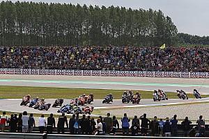 موتو جي بي أخبار عاجلة تقديم السباق الهولندي إلى يوم الأحد في موسم 2016