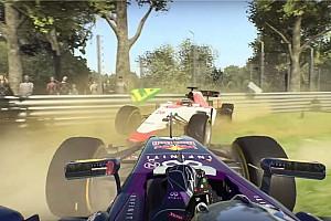 eSports Analysis F1 2015: Damage model