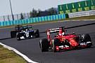 """Chefe da Mercedes diz que """"tapa"""" dado pela Ferrari foi positivo"""
