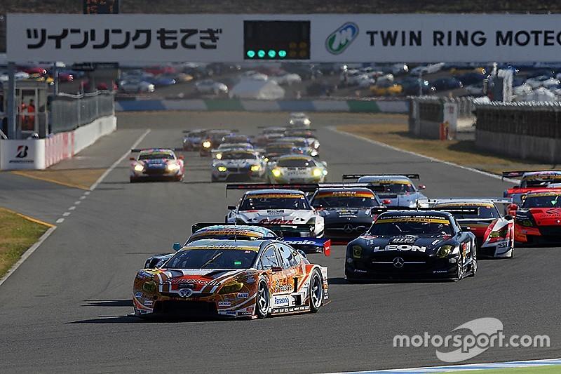 Le Super GT défie le DTM sur une course à Fuji en 2017
