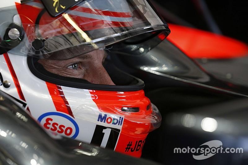 """Button vê GP da Bélgica como """"grande teste"""" para McLaren"""