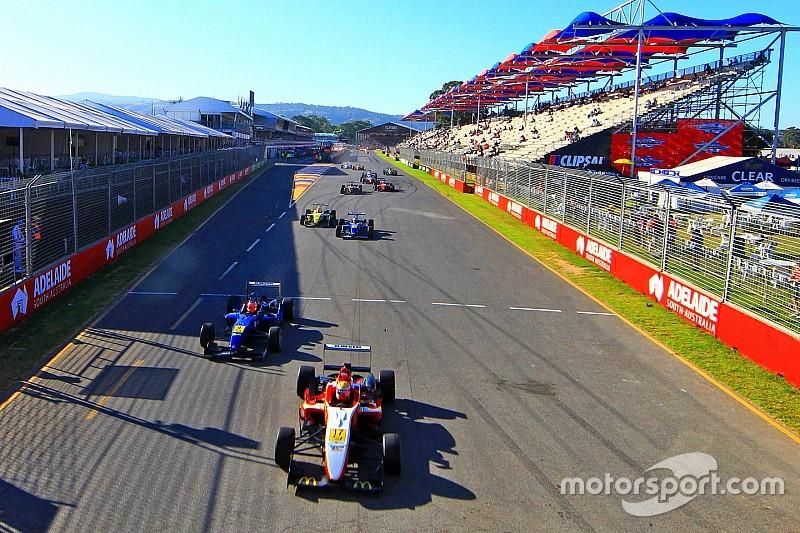 """""""كامس"""" يضع فورمولا فورد وإف3 في موقف صعب قُبيل انطلاق منافسات فورمولا 4"""