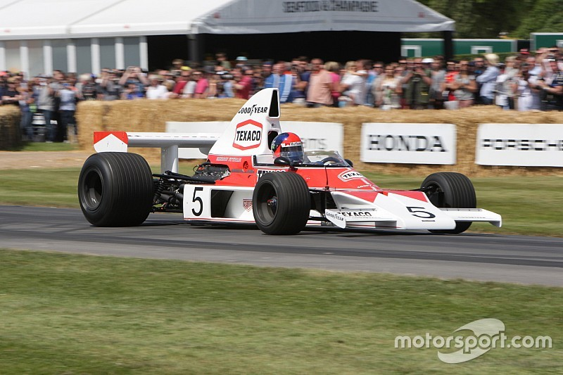 "Su Sky prosegue la serie ""Formula 1 Retro"""