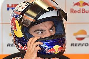 MotoGP Résumé d'essais libres Pas de fracture mais une