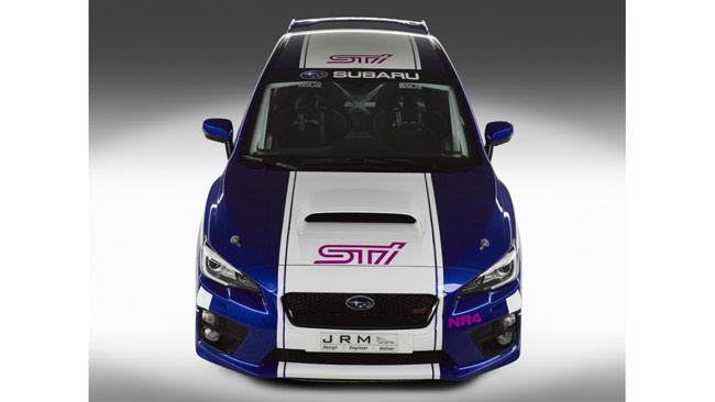 La Subaru WRX STI della JRM stupisce tutti