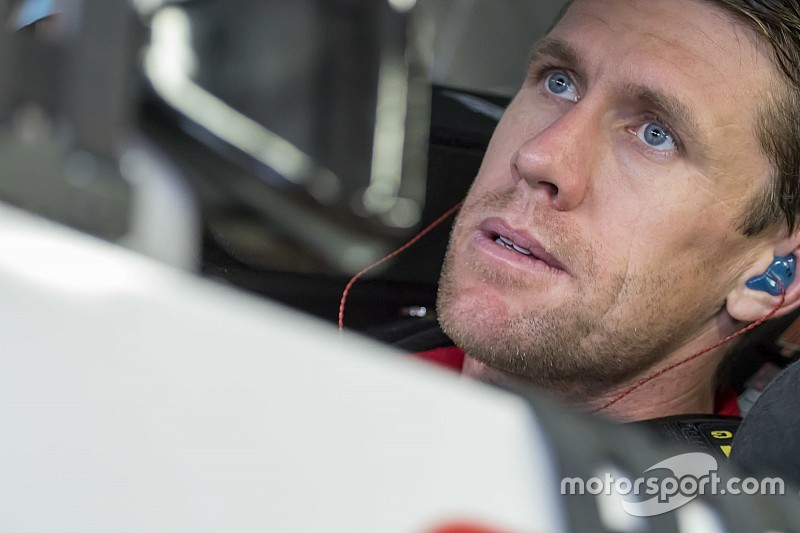 Edwards fastest in first Michigan practice