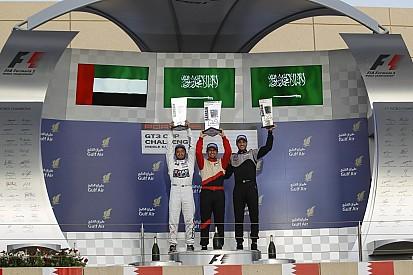 السائق السعودي العيسائي يتألق في السباق الأوّل في جولة البحرين الثانية