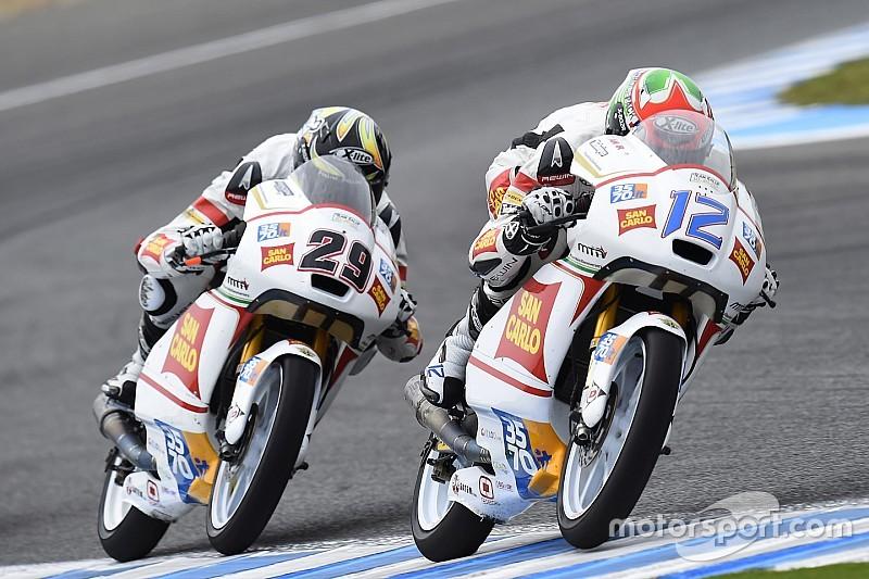 Il San Carlo Team Italia punta alla rimonta a Brno