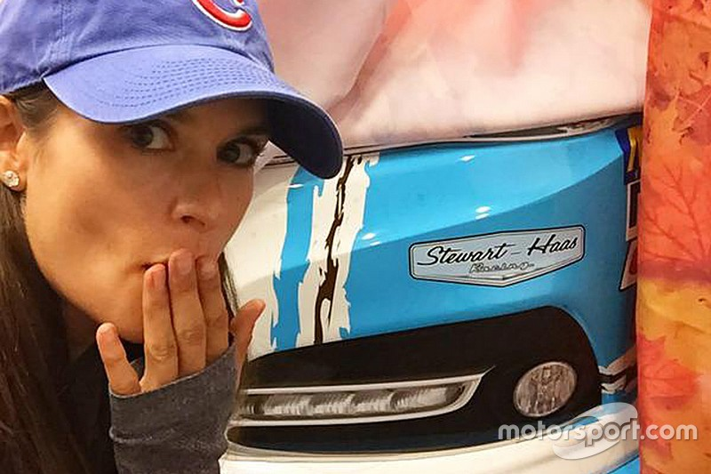 Danica Patrick teases new sponsor for 2016