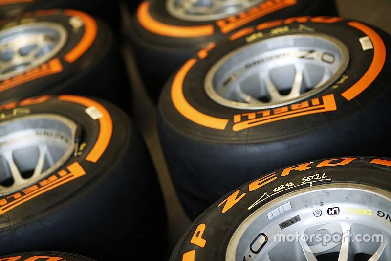 Pirelli trae Blando y el Medio para el GP de Bélgica