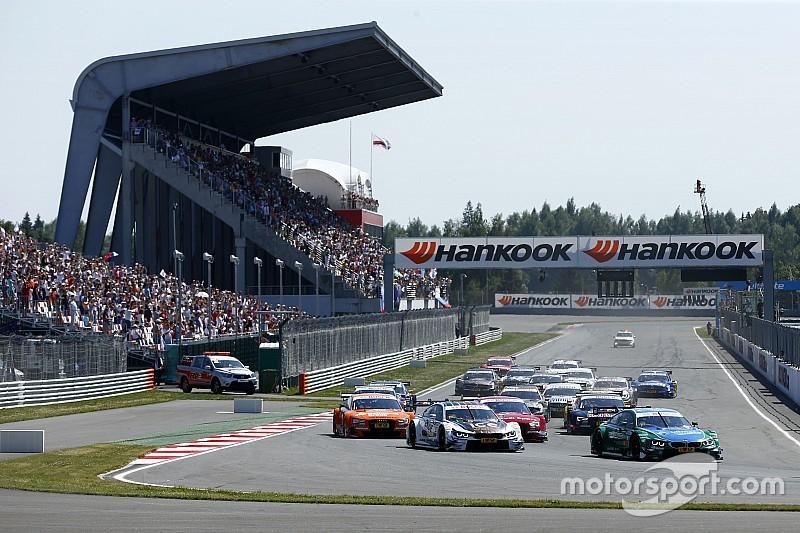 Конкурс для болельщиков DTM