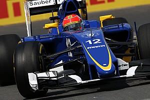 Formule 1 Actualités Nasr - Les prochaines semaines seront décisives pour Sauber