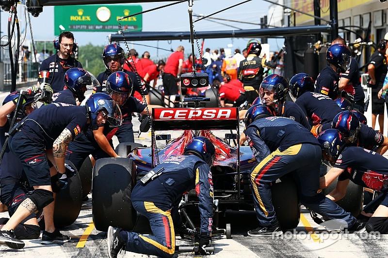 Toro Rosso переехала в новое здание