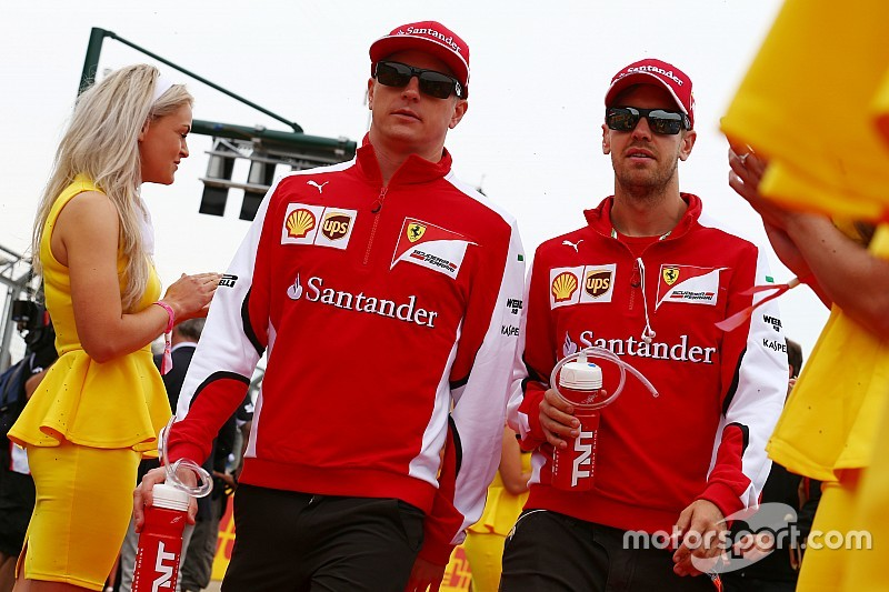 Райкконен останется в Ferrari еще на год